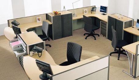 办公室家私定制有什么好处?浅析银行家具定制的几点内容
