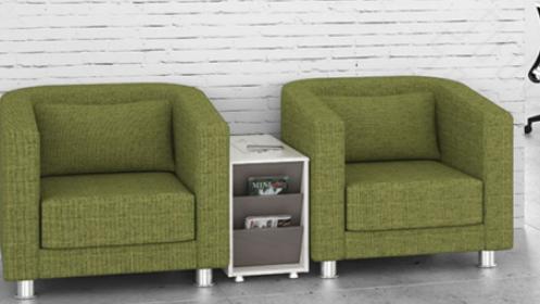 办公沙发的价位有哪些,挑选时怎么选择它的颜色