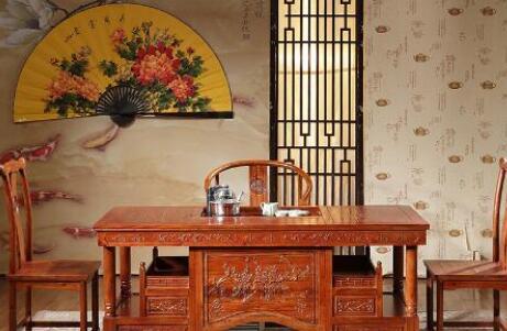 选购中式古典办公家具的要点是什么?保养的方法了解一下!