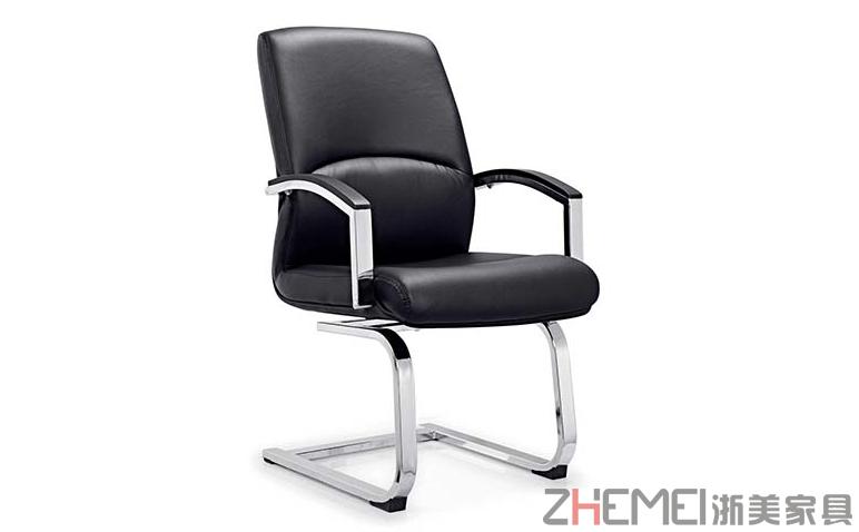 现代简约 弓形舒适班前椅D020