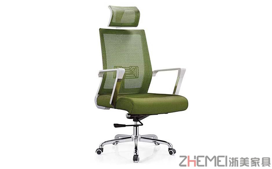 现代简约 公司企业弓形舒适主管椅A025