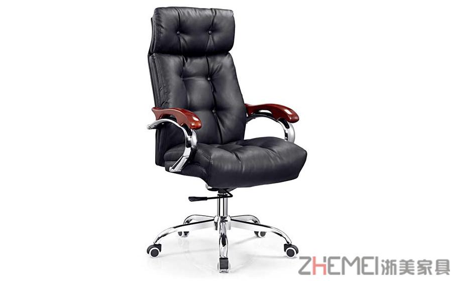 现代简约 公司企业时尚舒适经理大班椅A606