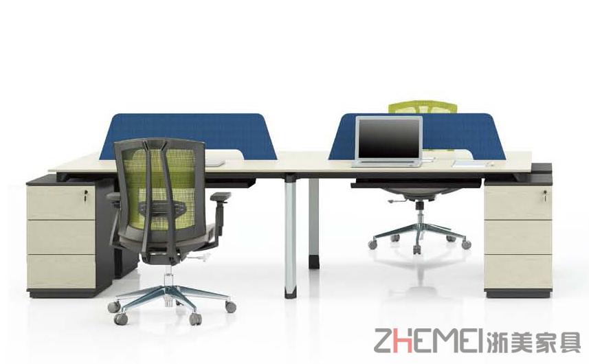 现在时尚职员桌椅、职员台