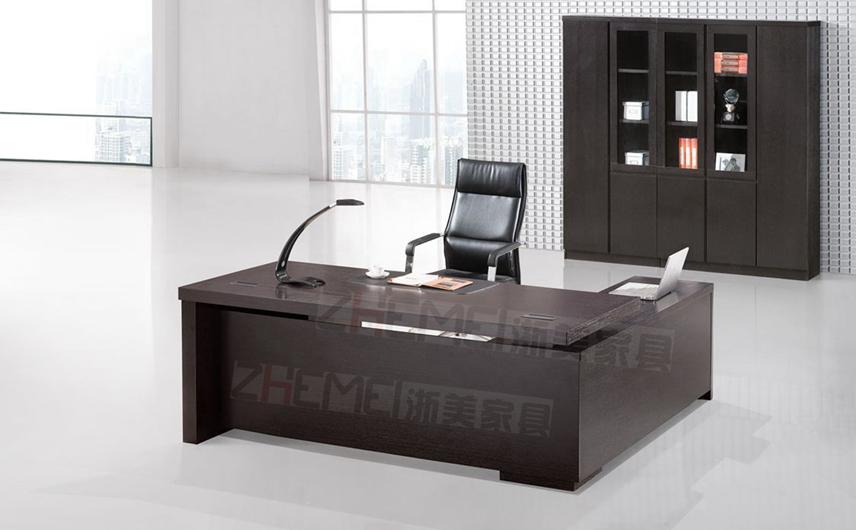 现代办公简约主管经理桌、中班台