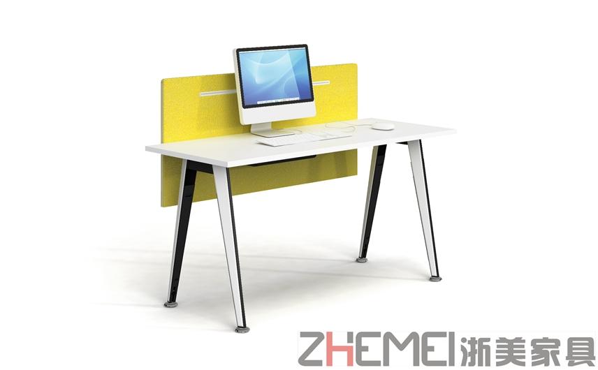 单人电脑桌、简约时尚现代职员桌