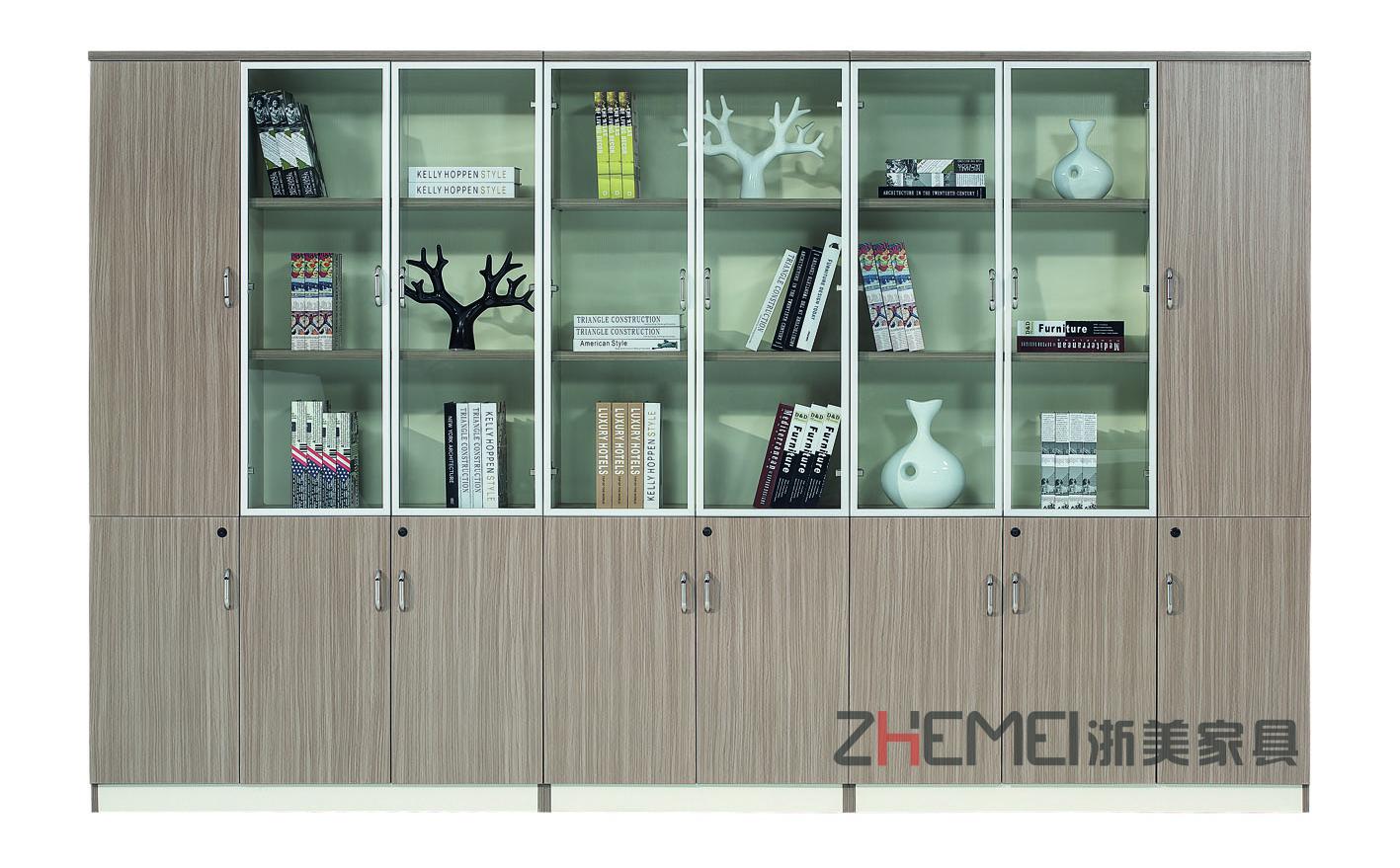 现代简约 经理主管办公室文件柜、活动柜