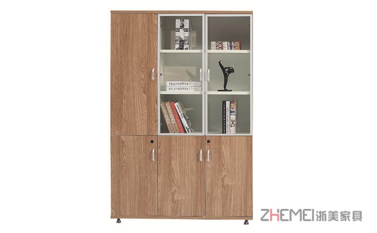 浙美时尚现代简约办公室文件柜、储物柜