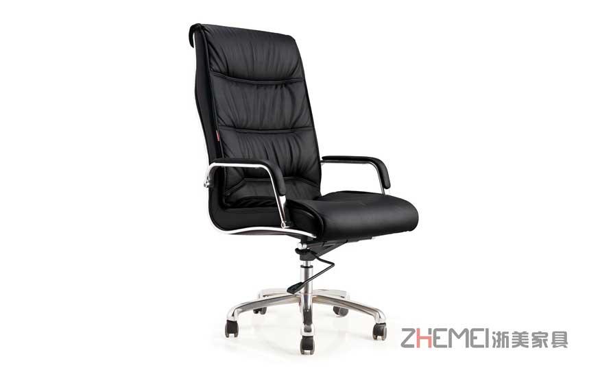 浙美2017年新款现代时尚办公室办公椅会议椅电脑椅